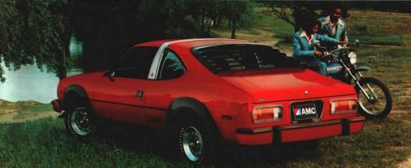 1978 amc amx 2