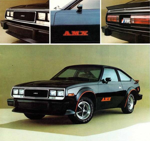 1980 amc spirit amx