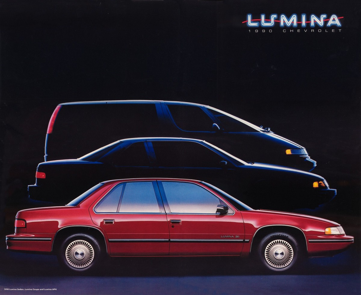 All Chevy 1997 chevy lumina owners manual : Curbside Classic: 1990-94 Chevrolet Lumina – Not Quite Saving The ...