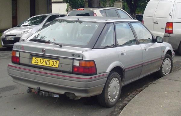 1992 Rover 214GSi-6