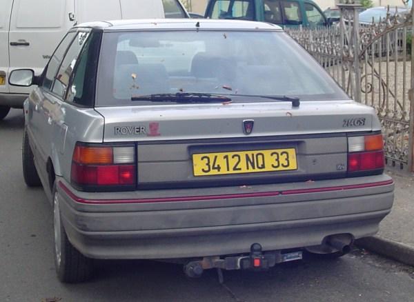 1992 Rover 214GSi.5
