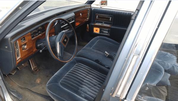 Cadillac 1987 coal 4