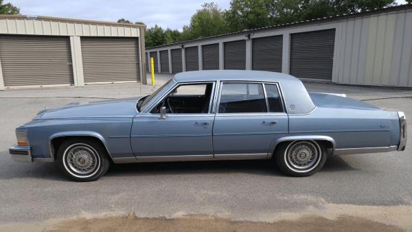 Cadillac 1987 coal 5