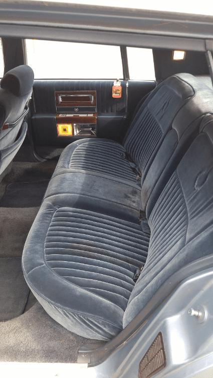 Cadillac 1987 coal 6