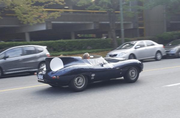 Jaguar D type rq