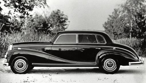 Mercedes 300 design a