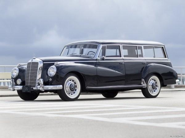 Mercedes 300 station wagon fq