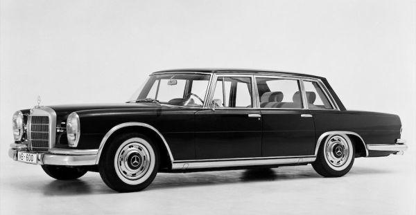 Mercedes 600 -Grosser