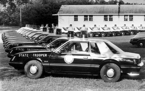 Cohort Outtake: Mustang LX 5 0 – Florida Highway Patrol