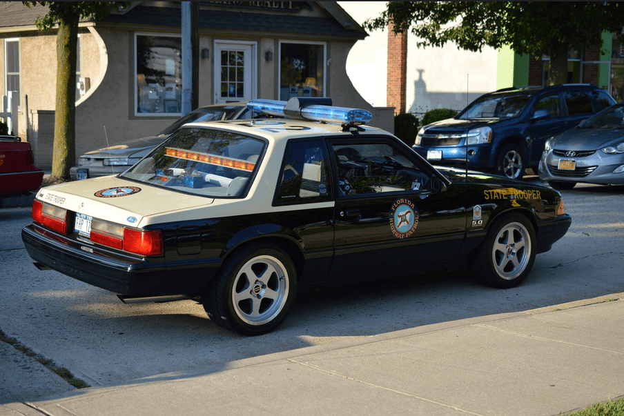 Cohort outtake mustang lx 5 0 florida highway patrol edition - Chp call log paint ...