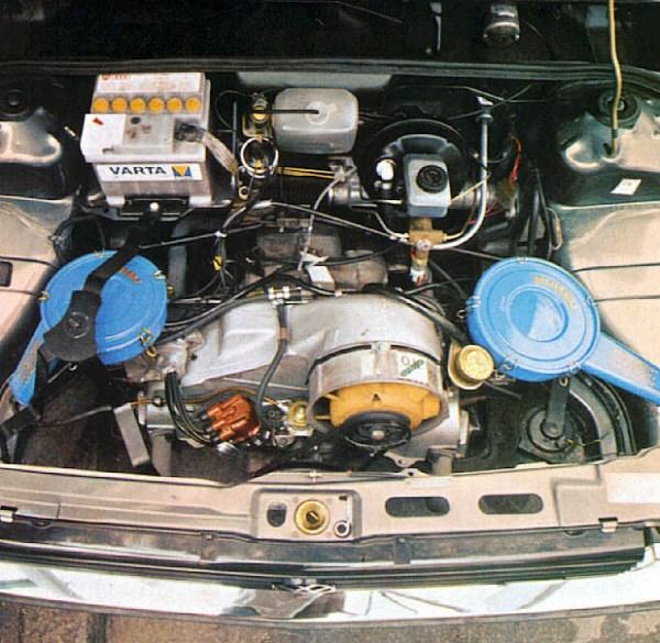 VW Gol LS81-09