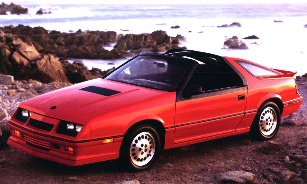 Curbside Clic: 1987 Dodge Daytona Shelby Z – Baby Steps
