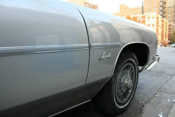 006 - 1975 Chevrolet Impala Custom CC