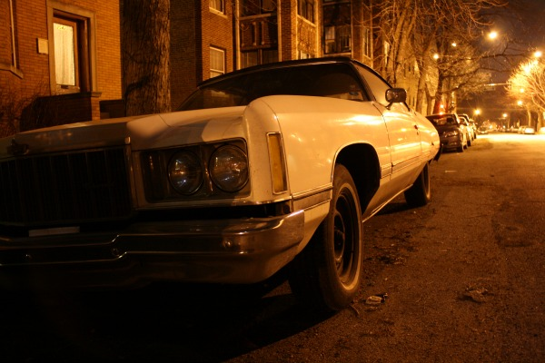 025 - 1974 Chevrolet Caprice Classic Convertible CC