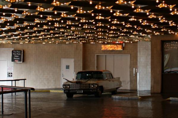 123 - 1962 Cadillac Fleetwood limousine Binion's CC