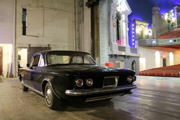 1962 Chevrolet Corvair Spyder   Gary Ghertner's Time Machine