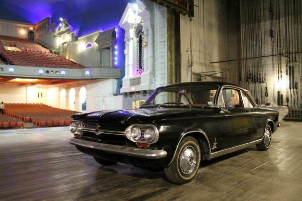177 - 1964 Chevrolet Corvair Monza Spyder CC