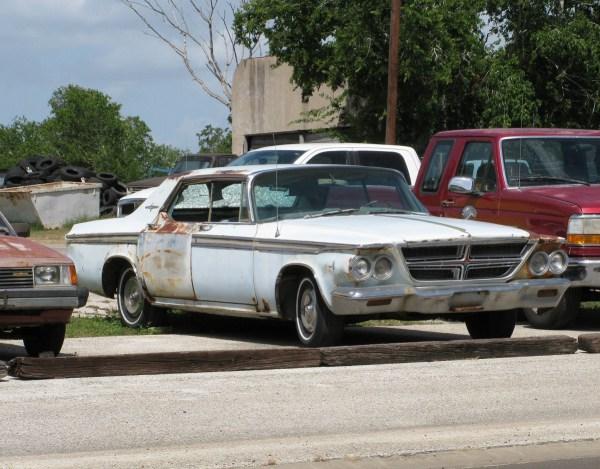 1964 Chrysler 300 Yoakum TX 20130622
