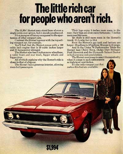 1970 Hornet 4