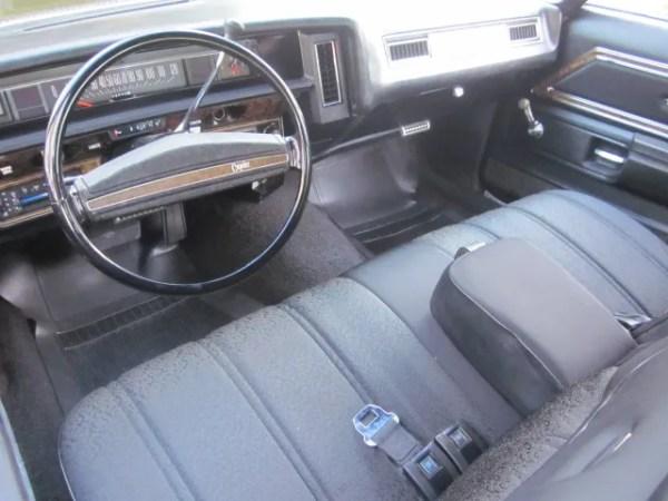 1972 caprice interior