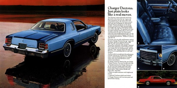 1976 dodge charger daytona