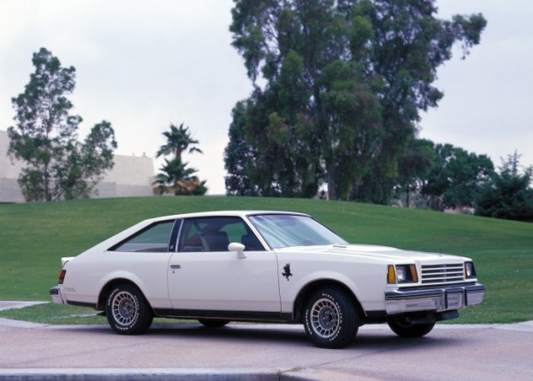 1980 buick century turbo coupe