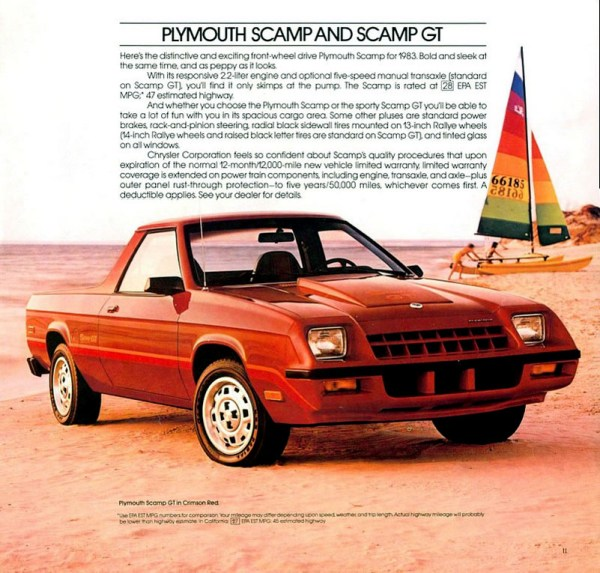 1983 plymouth scamp 1