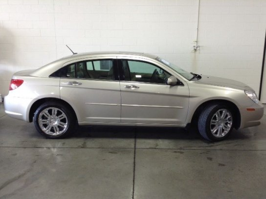 2008 chrysler sebring awd