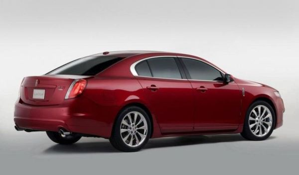 2010 lincoln mks ecoboost appearance package