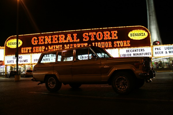 404 - Jeep Grand Wagoneer SJ CC