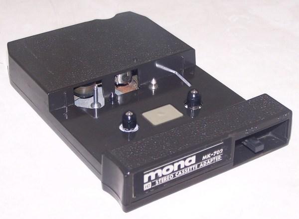 8-track adapter
