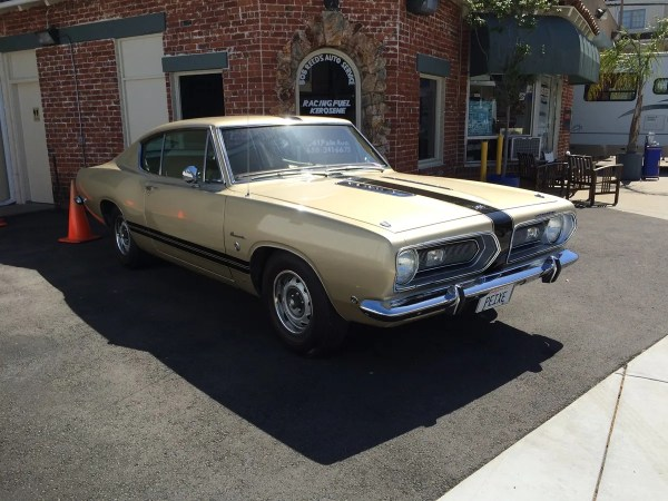 Curbside Classic 1968 Plymouth Barracuda Formula 340 The Worst Selling But Best Pony Car Of