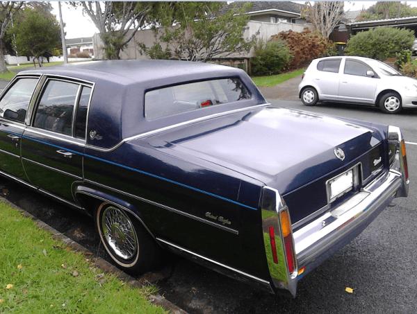 Cadillac 1981 COAL rq