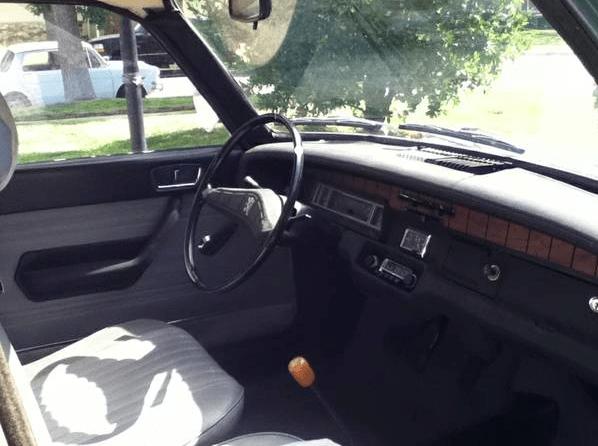 Peugeot 304 1971 int
