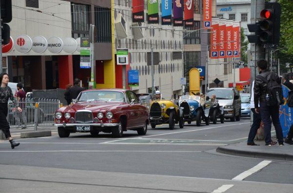 Tour Classica 02 420G Bugattis