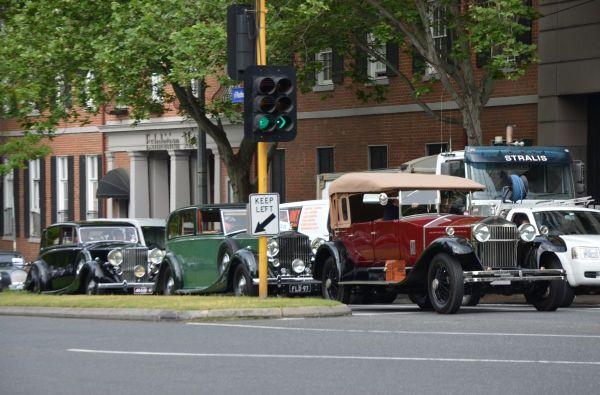 Tour Classica 09 Rolls Royces