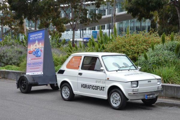 Tour Classica 21 Fiat 126