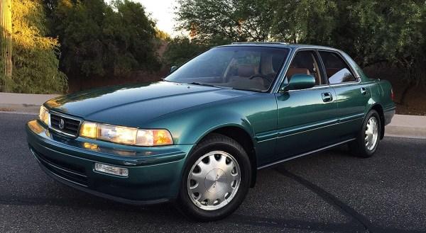 Tyson's Acura Vigor