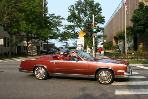 014 - 1985 Cadillac Eldorado Biarritz convertible CC
