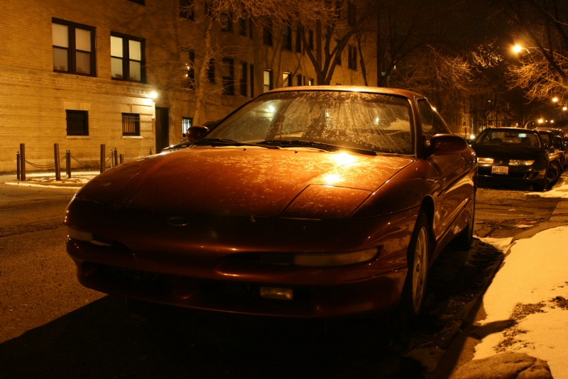 Curbside Classic 1995 97 Ford Probe GT It Didnt Name Itself