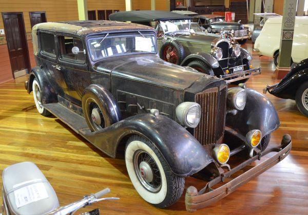 1934 Packard V12