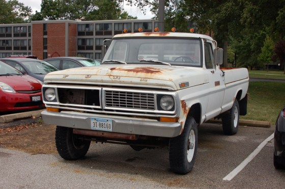 1970 Ford F250 a