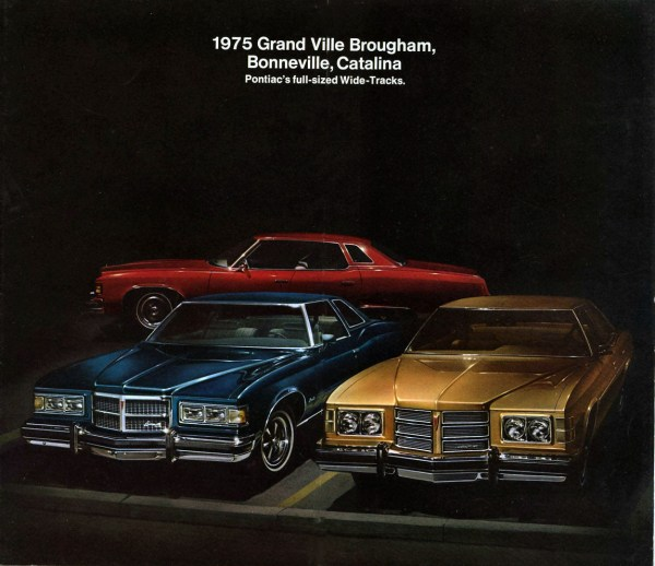 1975 pontiacs