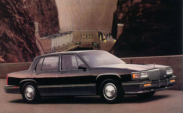 1987 cadillac touring sedan