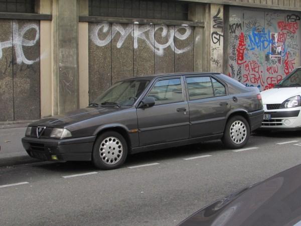 1990-95 Alfa Romeo 33 Rue Chateau-Landon 20151108