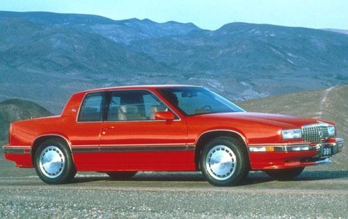 1990 cadillac eldorado 5