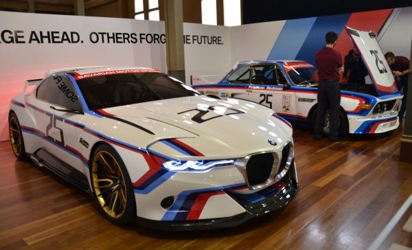 BMW Hommage and CSL