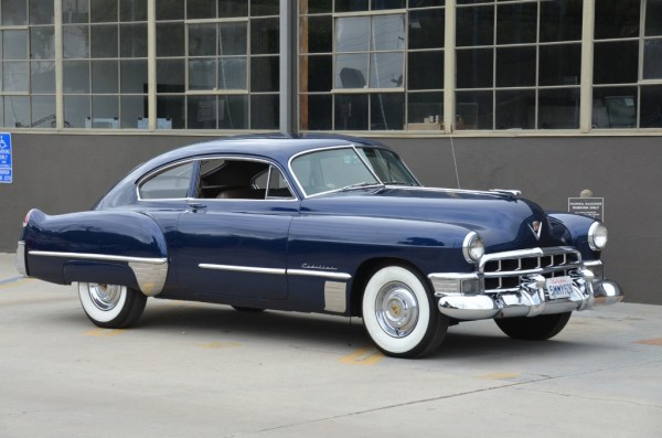Cadillac 1949 Series-61-Sedanette-Front