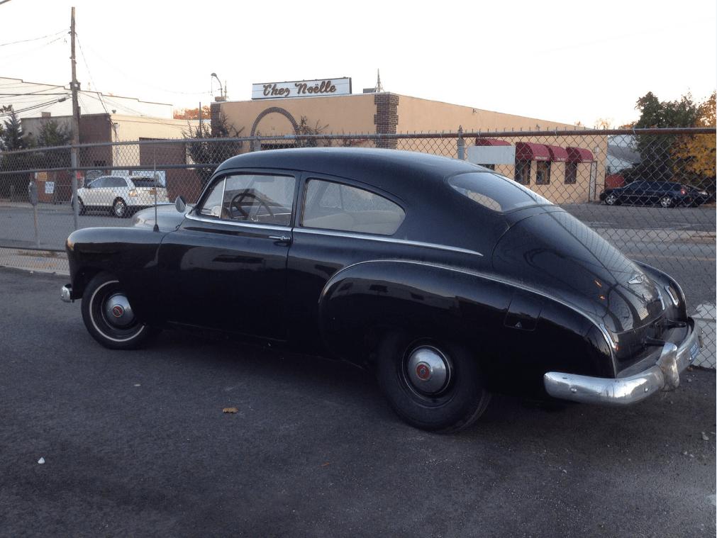 Cohort classic 1949 chevrolet fleetline special two door for 1949 chevrolet 2 door sedan