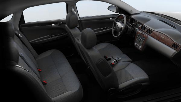 Chevrolet 2012 impala bench seat